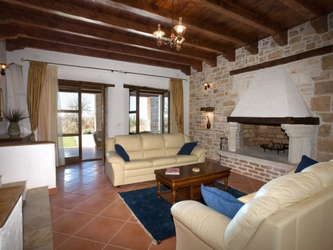 Luksuz Villa mit Pool und Meerblick ,280m2, Porec