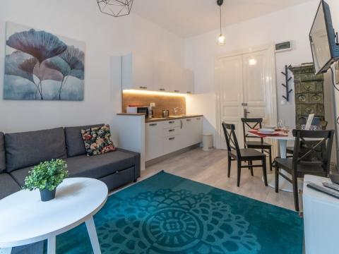 Wohnung Centar, Rijeka, 86,48m2