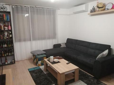 RIJEKA, SRDOČI - stan, 56 m2, 2skl, LIJEPO UREĐEN, LOGGIA!!!