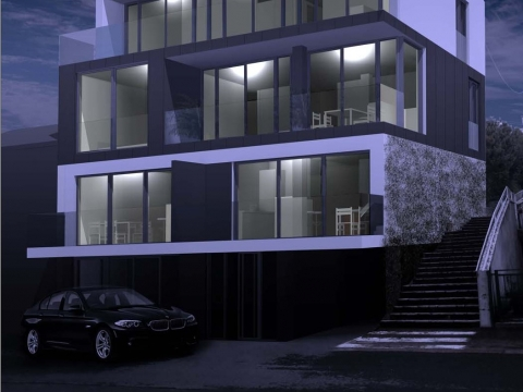 Apartment Jadranovo, Crikvenica, 51,34m2