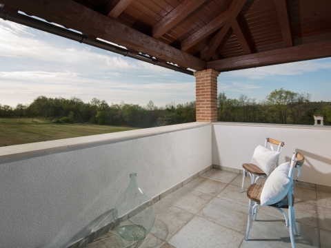 ISTRA, TINJAN - villa za odmor