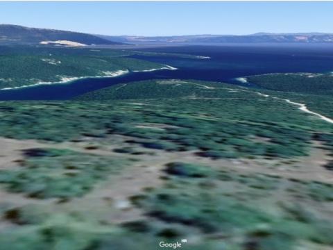 Land Peruški, Marčana, 745m2