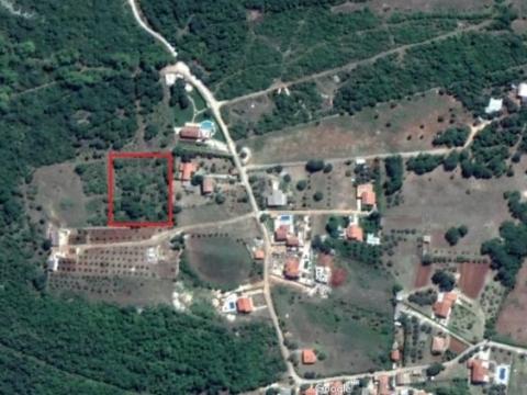 Land Peruški, Marčana, 898m2