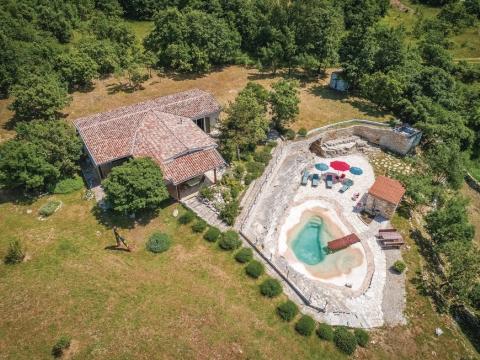 Casa Juršići, Svetvinčenat, 120m2