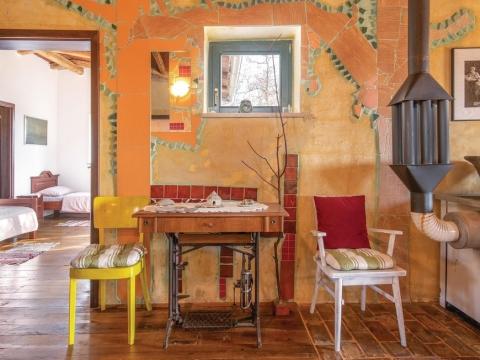 ISTRA-JURŠIĆI-Predivna kuća na osami posebnog karaktera