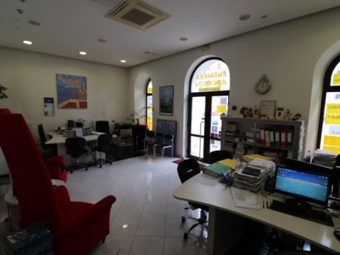 Poslovni prostor Sušak, Rijeka - uredski 100m², prodaja