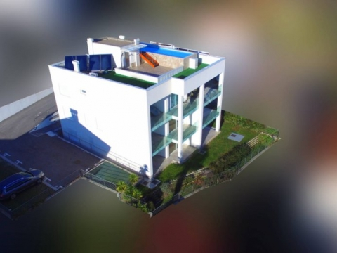 Stan, Ičići - 3s+db 132m², prodaja