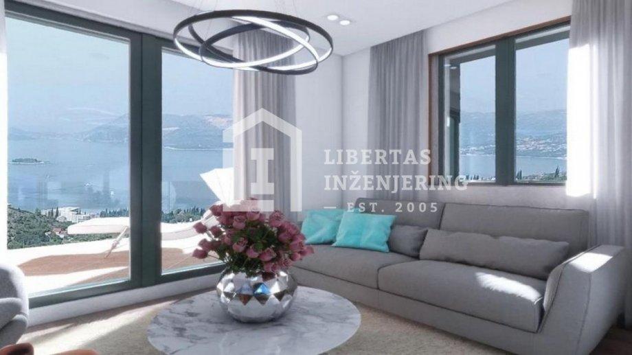 Dvosobni stan u novogradnji u blizini Cavtata / NOVOGRADNJA