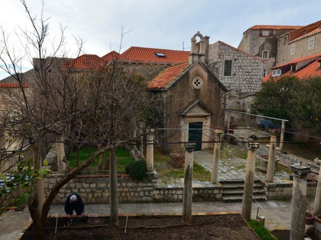 Stone house for renovation in the heart of Old town of Dubrovnik / AGENCY RECOMMENDATION