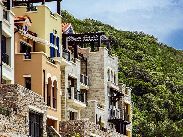 New built resort apartments Luštica bay / ATTRACTIVE