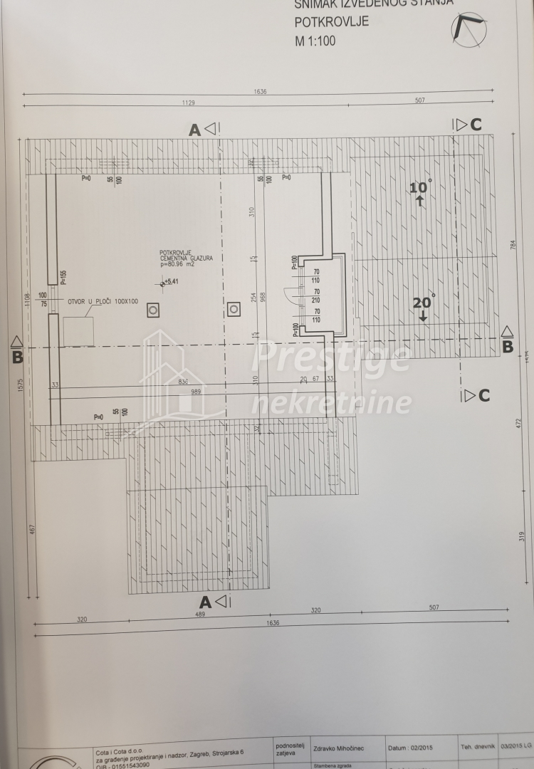 Haus Galgovo, Samobor - Okolica, 473m2