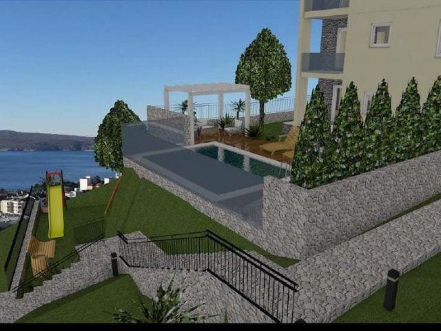 Crikvenica stan u luksuznoj novogradnji sa bazenom