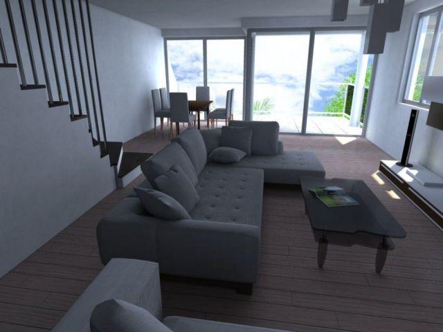 Wohnung Kostrena, 135m2