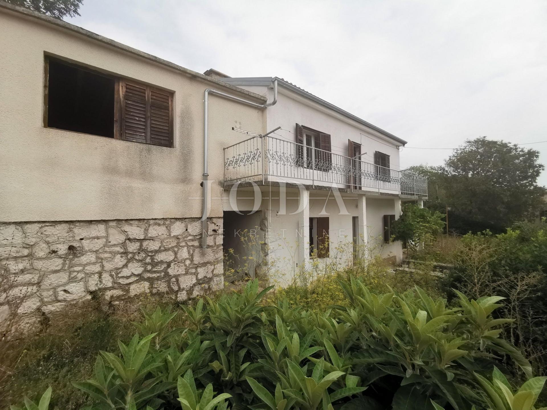 Dramalj kuća sa garažom