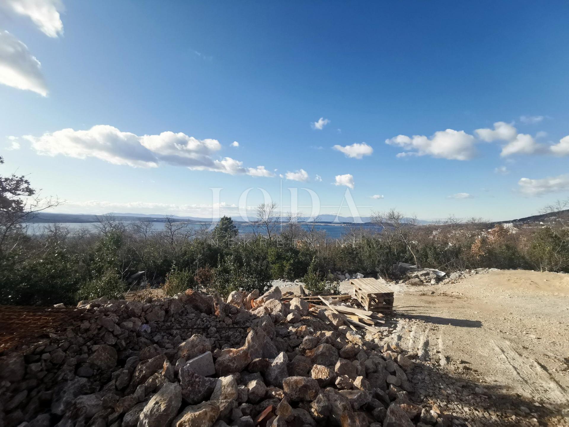 Crikvenica zemljište u Sopaljskoj 715m2