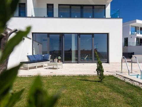 Modern house in Crikvenica