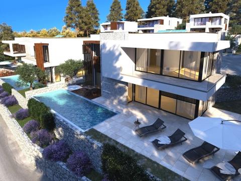 OLIVE GARDEN - luksuzne vile Crikvenica