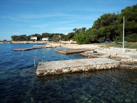 Otok Pag kuća prvi red do mora