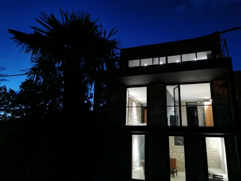 Grižane kuća spoj novog i starog