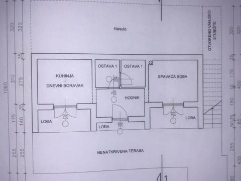 PRIZNA kuća 1.red do mora