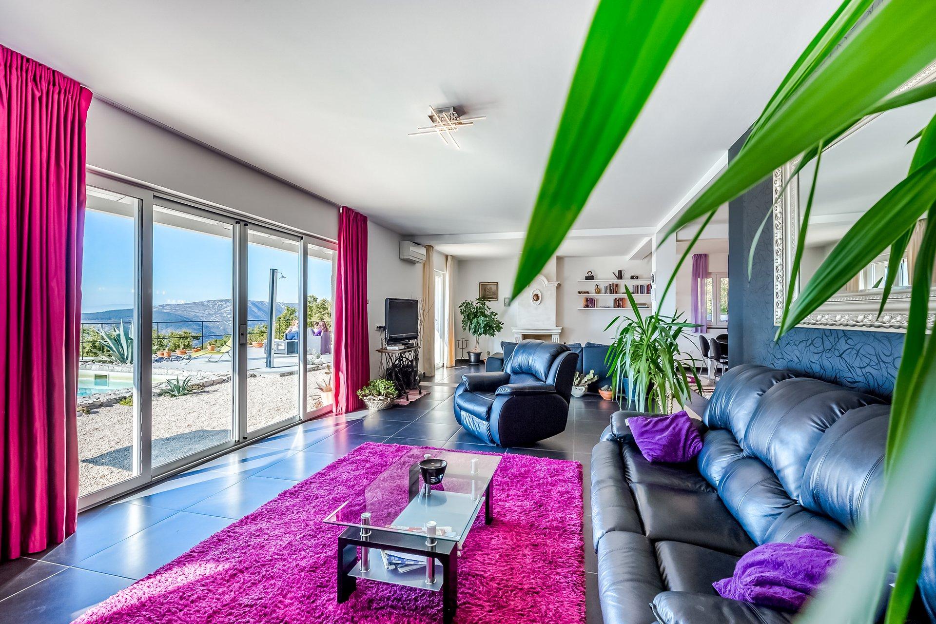 Crikvenica , neue Villa mit Basin