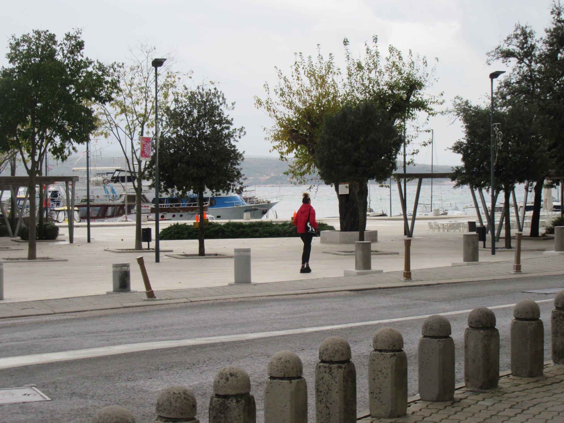 Crikvenica, ugostiteljski objekt u centru