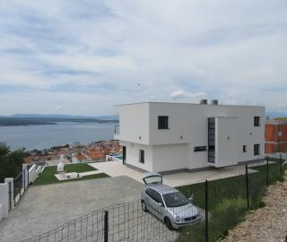 Crikvenica, novoizgrađena vila