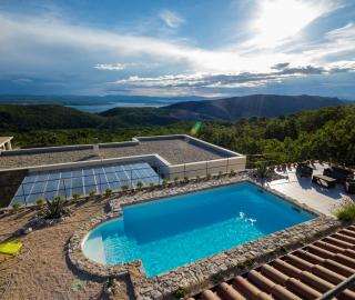 Exclusive villa with pool in Croatia