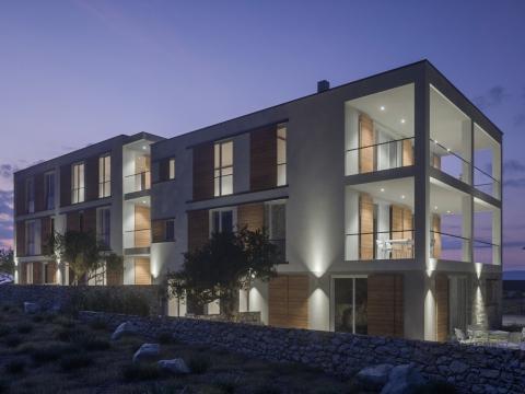 Stanovi u blizini mora- 1. i 2 kat