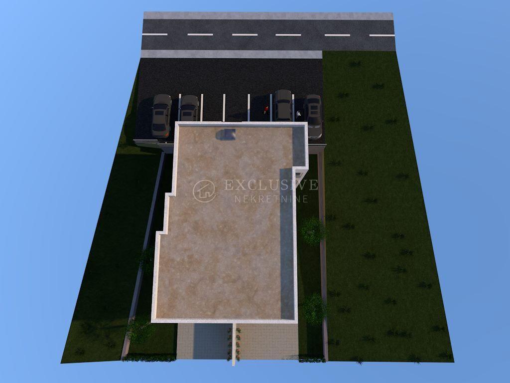 Flat Crikvenica, 75m2 - Second floor