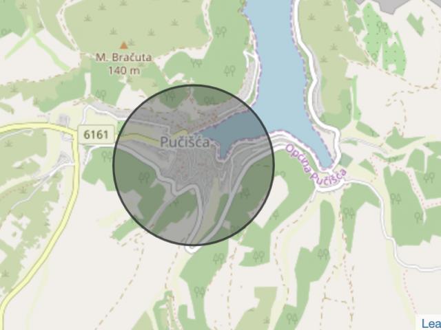 Poljoprivredno zemljište - Pučišća