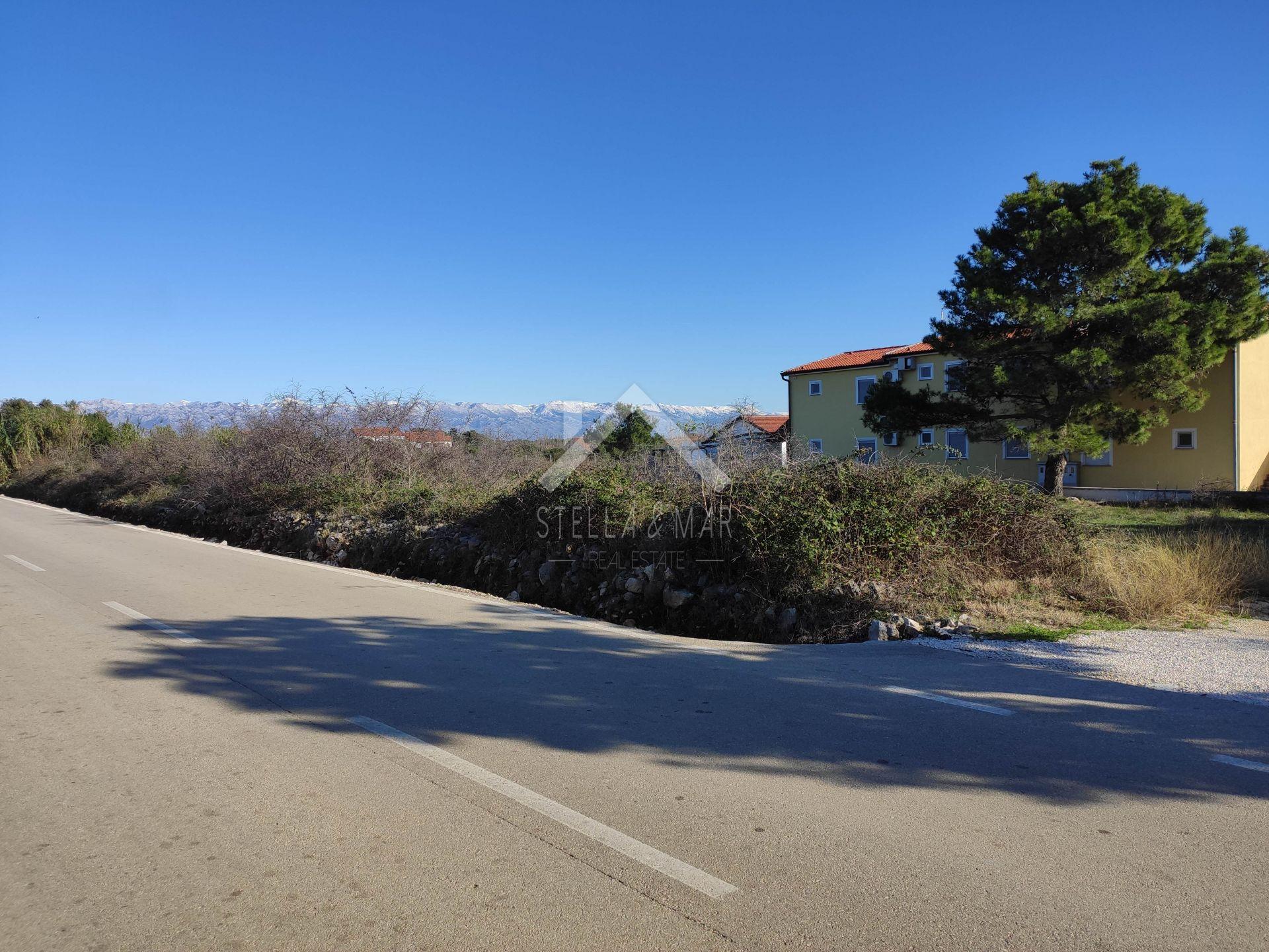 Građevinsko zemljište - Vir , Sapavac
