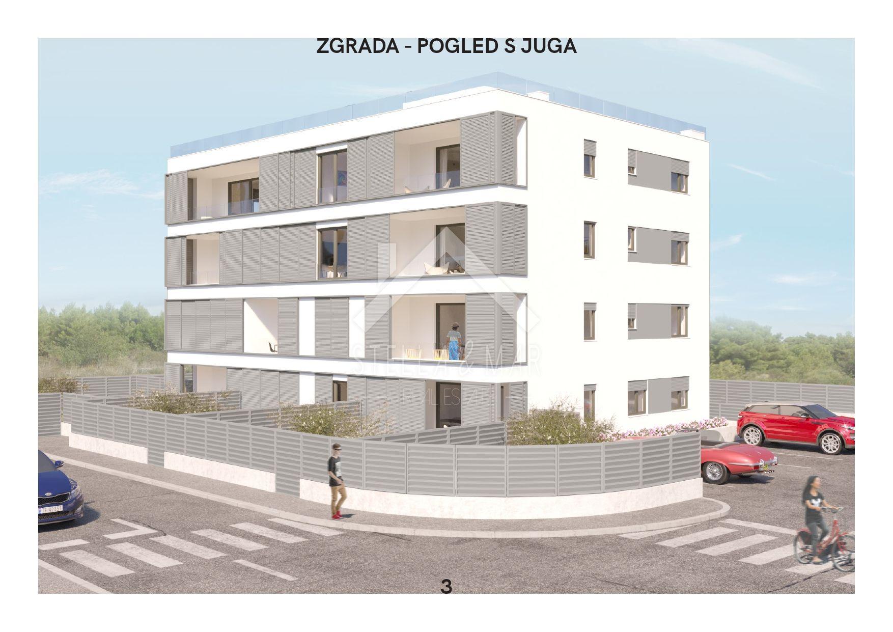 Flat Vidikovac, Zadar, 55,63m2