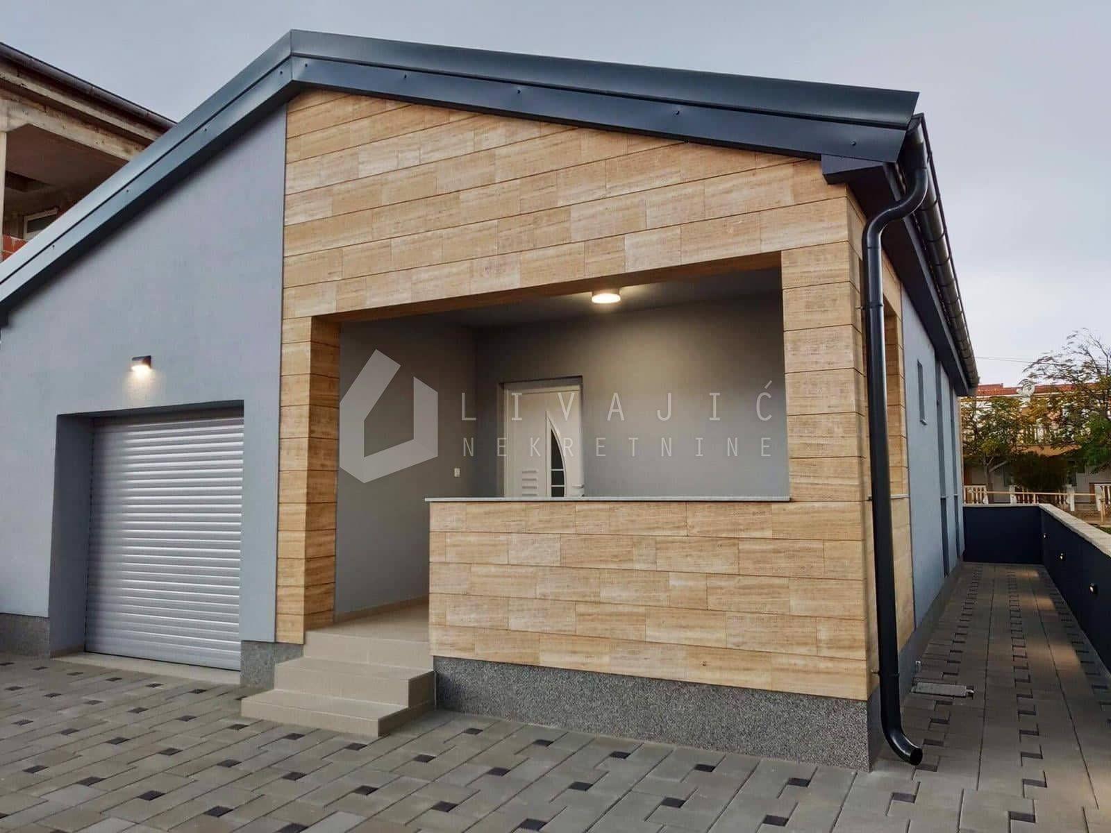 Kuća prizemnica s garažom - NOVOGRADNJA!!!
