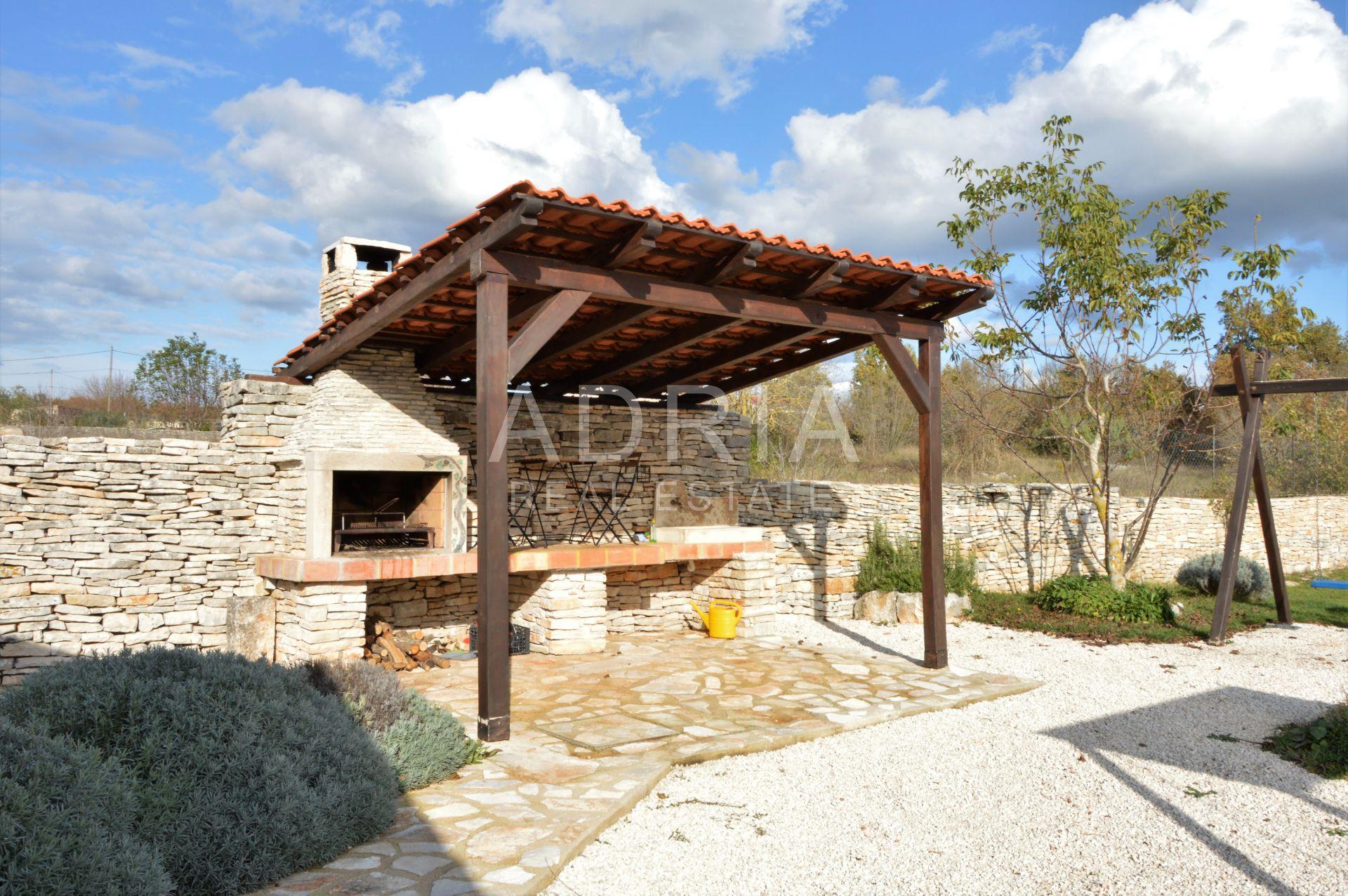 ISTRA: Villa s bazenom