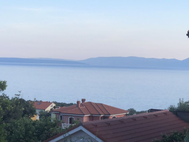 KOSTRENA: Kuća s pogledom na more