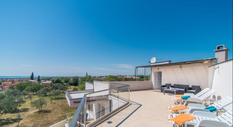 GALIŽANA: Kuća s panoramskim pogledom na Brijune