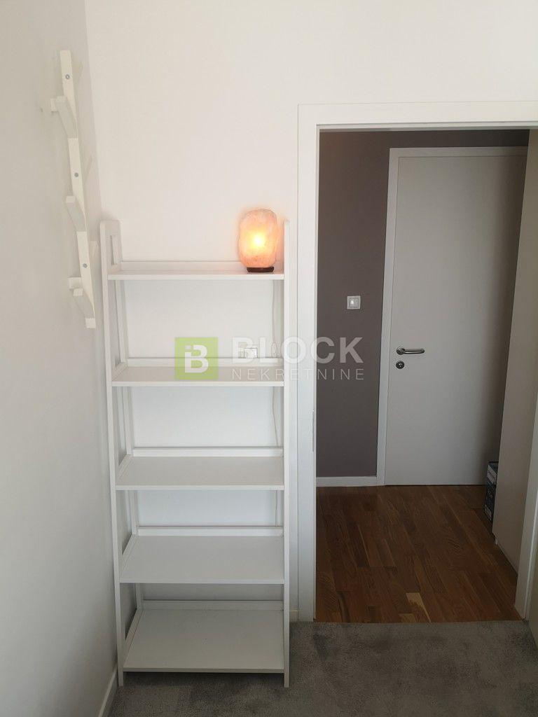 NOVI ZAGREB, PODBREŽJE, STAN 59.82 M2, NOVOGRADNJA, NOVOUREĐEN