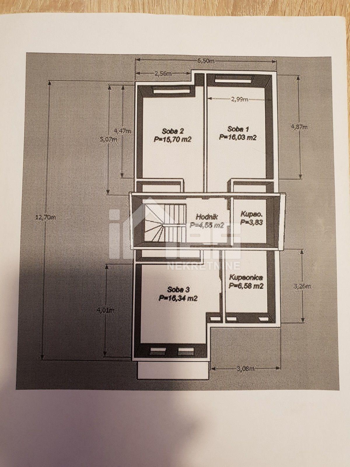 Namještena kandska kuća za najam