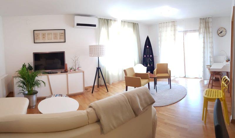 Stan kompletno namješten u mjestu Lug Samoborski