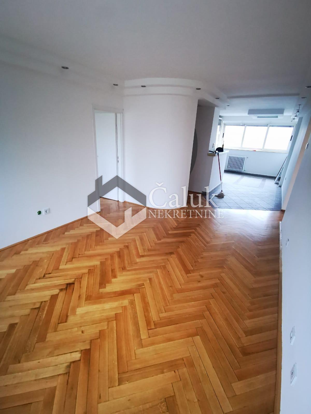ZAGREB/ TREŠNJEVKA, RENOVIRAN STAN 83 m2