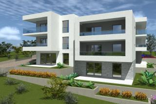 Zaboric apartments for sale on the sea - Zaboric, new building, beautiful apartment by the beach with nice sea view