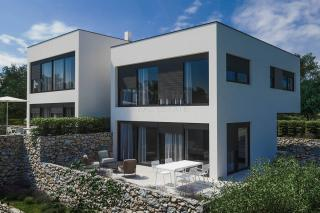 Zaboric, luxury modern house 80 meters from the sea