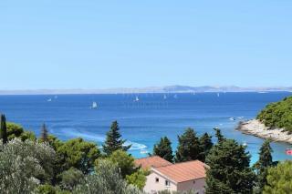 Murter, Hrvaška, prodaja, atraktivno novo stanovanje s panoramskim pogledom na morje