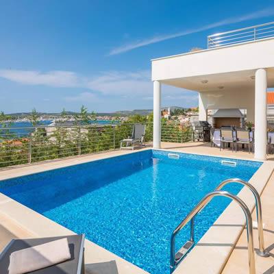 Kuće vile na moru prodaja