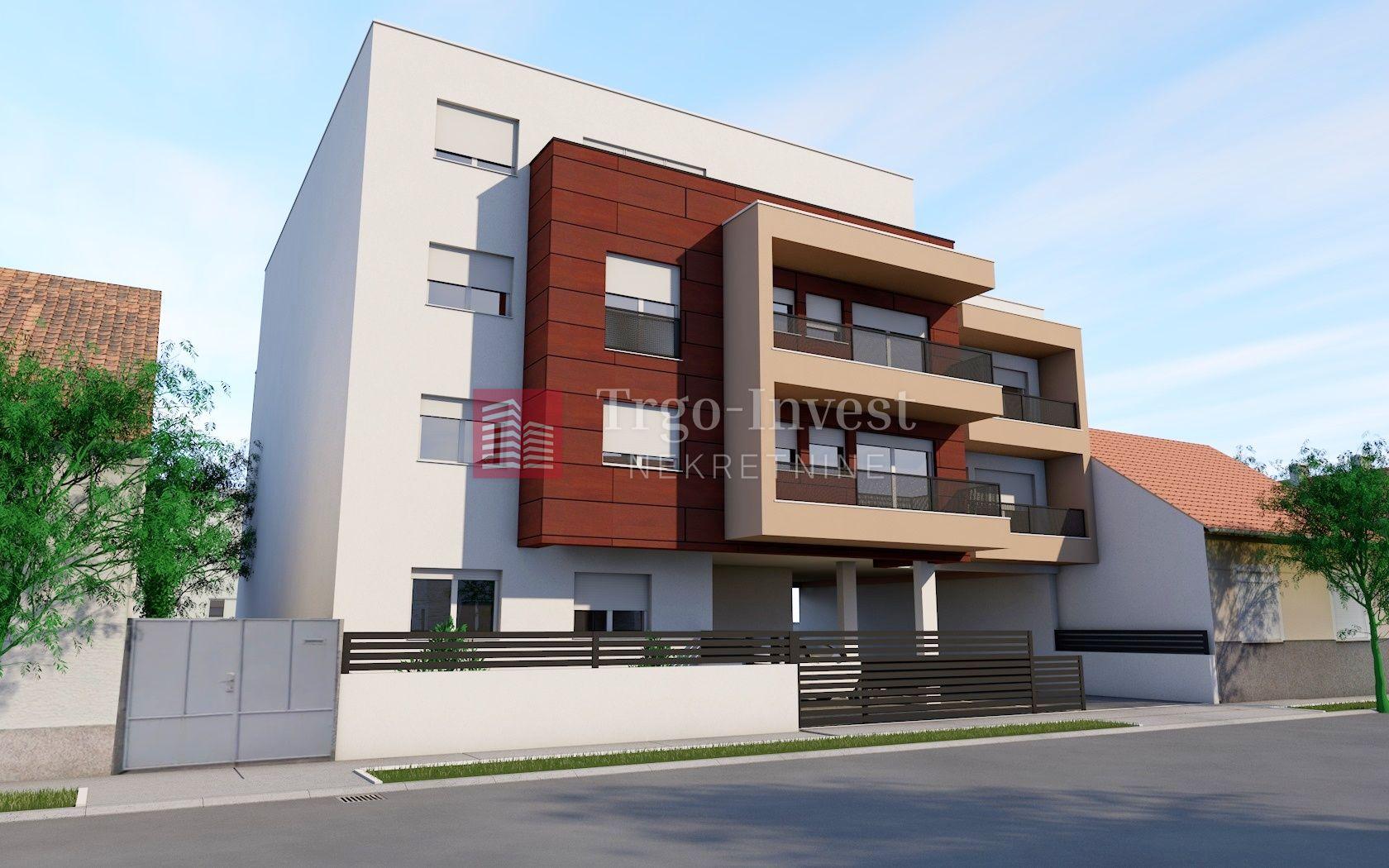 D. RAKOVCA, SL. BROD, LUKSUZNI STAN 115 M2, PENTHOUSE (NOVOGRADNJA)