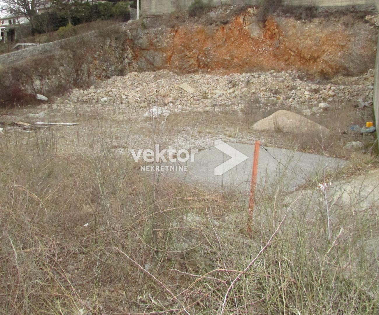 Land Gornja Drenova, Rijeka, 864m2