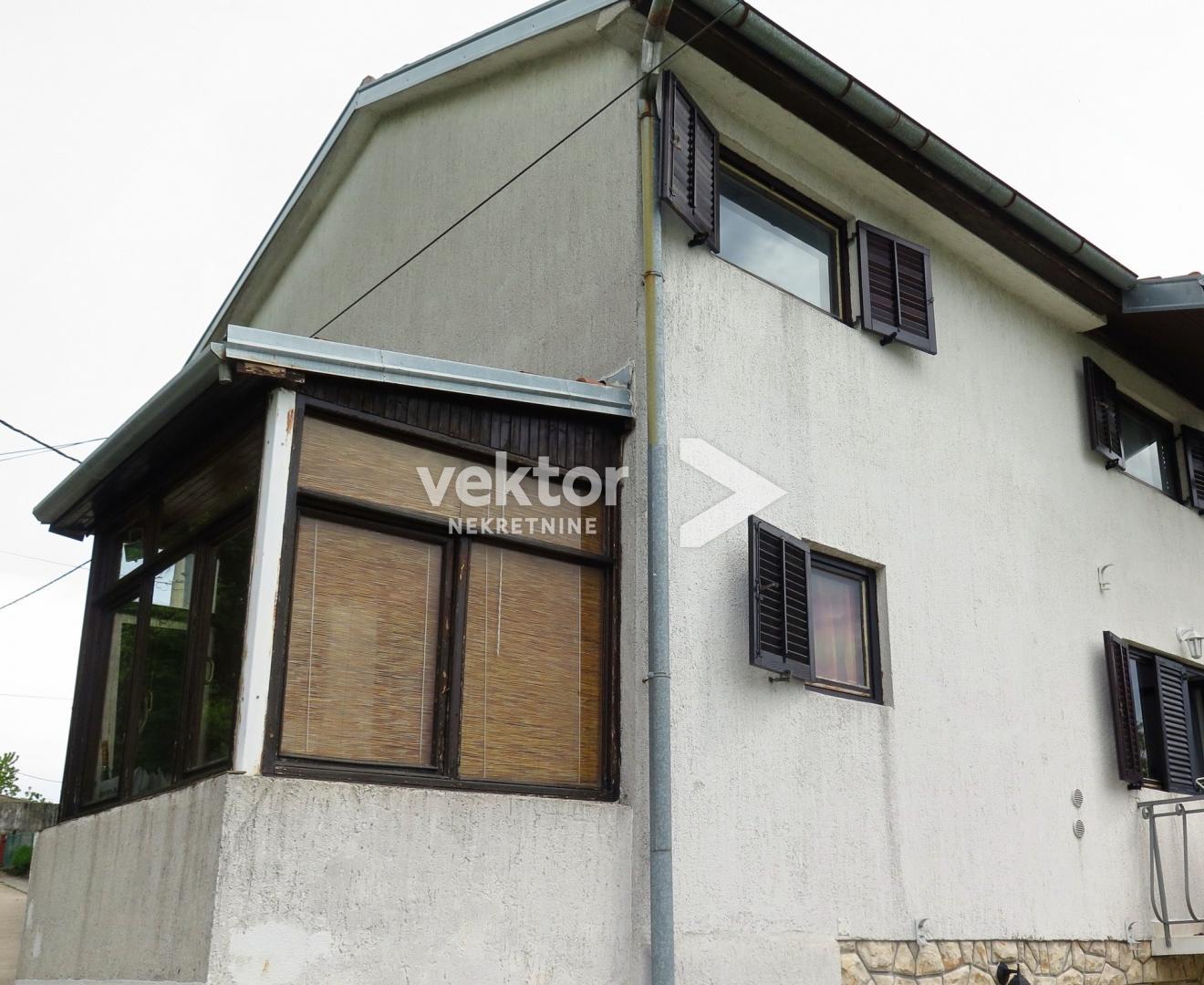 Kuća, Jušići, 110m2, dva stana