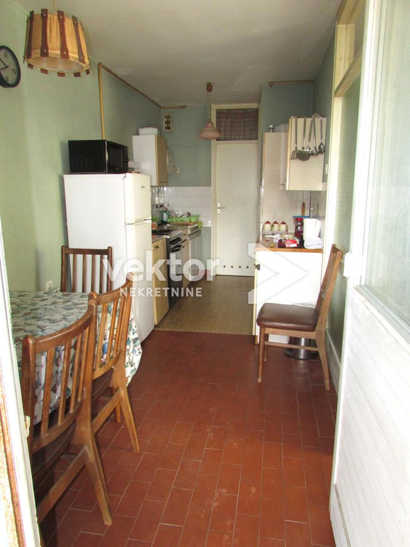 Wohnung Podmurvice, Rijeka, 54,65m2