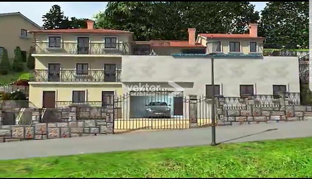 Rukavac, ekskluzivna kuća u izgradnji